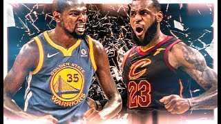 Kevin Durant vs LeBron James - The Never-ending Rivalry