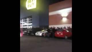 Black Friday Shoppers @ Toysrus North Little Rock Arkansas
