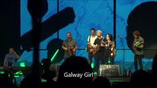 Ed Sheeran with Beoga - Nancy Mulligan & Galway Girl @ Chantry Park, Ipswich 25/08/19