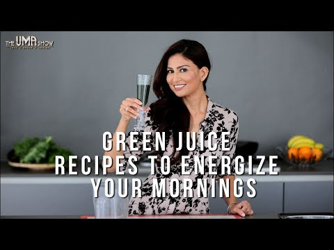 Green juice Recipes For Glowing Skin And Weight loss | Energize Your Mornings