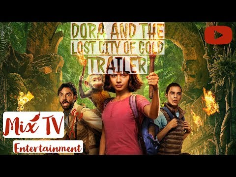 """dora-and-the-lost-city-of-gold""-movie-trailer