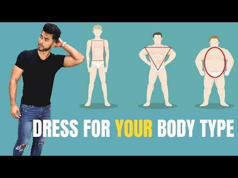 How To Look Better Based On Your Body Shape