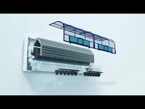 Mitsubishi Electric Room Air Conditioner JP series
