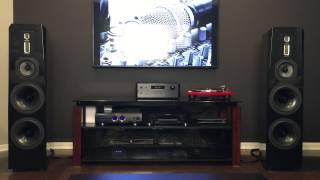 legacy audio signature se thorens td 209 rotel ra 1570 integrated amp