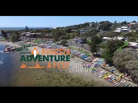 Act-Belong-Commit Augusta Adventure Fest 2016 - Highlights Reel