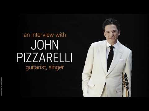 John Pizzarelli interview