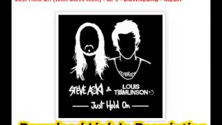 ● Just Hold On (With Steve Aoki) - MP3 - DOWNLOAD - MEGA ●