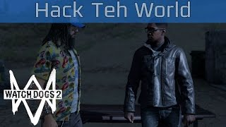 Watch Dogs 2 - Hack Teh World Walkthrough [HD 1080P]