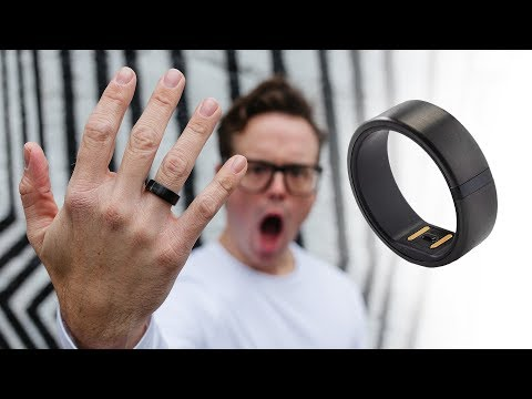 This RING is a HEART RATE MONITOR 💪🏼 Motiv Review