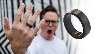 This RING is a HEART RATE MONITOR  Motiv Review
