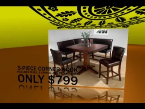Dunk & Bright Furniture -Columbus Day Sale 2008