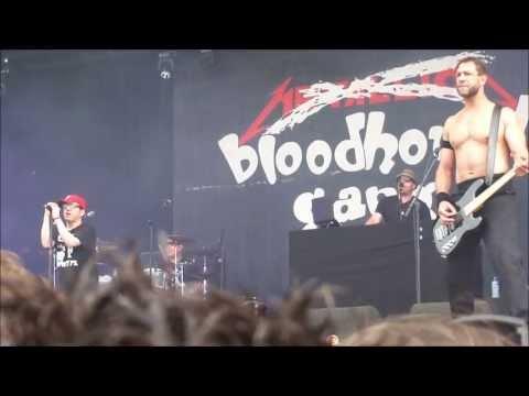 Bloodhound Gang - Uhn Tiss Uhn Tiss [HD] live 28 7 2013 Zwarte Cross Lichtenvoorde