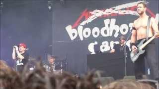 Скачать Bloodhound Gang Uhn Tiss Uhn Tiss HD Live 28 7 2013 Zwarte Cross Lichtenvoorde