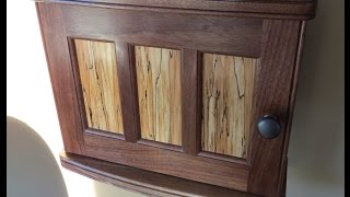 Hide A Way Magazine Rack And Matching Cabinet Build