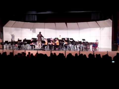 Beatles Forever arr. Eric Osterling - Webster Stanley Middle School 8th Grade Band