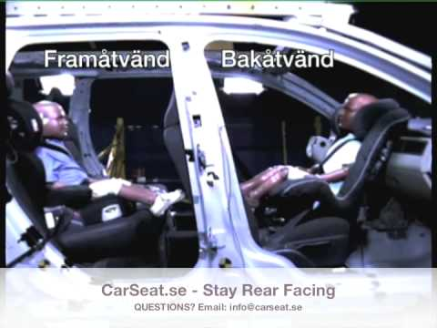 Forward Vs Rear Facing Car Seat