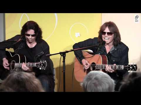 """EUROPE """"Not Supposed To Sing The Blues"""" Acoustic - SWR 1 Radio Concert"""