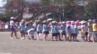 上田西小学校 運動会・来年度入学