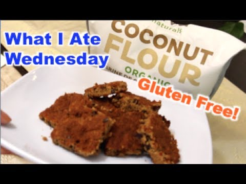 what-i-ate:-gf-coconut-flour-bars-&-gourmet-burgers-|-july-19