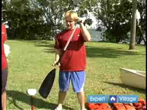 Canoeing and Kayaking Lessons for Beginners : Paddles: Beginning Canoeing & Kayaking: Free Online Video Lesson