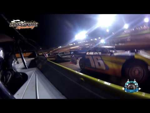 #66 Deke Waters - Crate - 5-19-17 Crossville Speedway - In-Car Camera