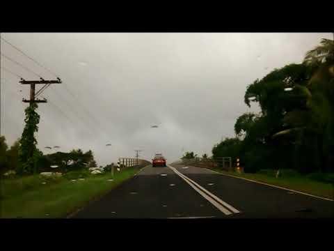 Fiji Roadtrip l Uprising Sea Resort to Suva Town l Albert Park