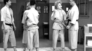 The Lucy Show   Lucy and Viv Learn Karate 1963