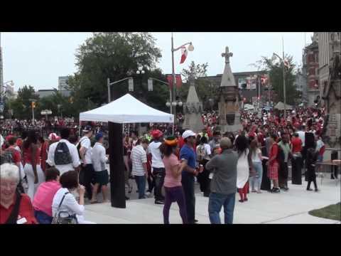 Canada Day - Ottawa - 2013 - Part 1