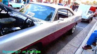 1967 Ford Galaxie 289 engine