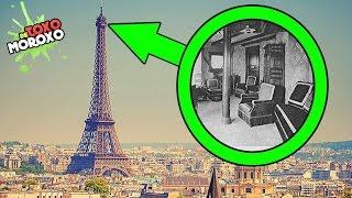 7 Lugares Secretos Escondidos a la Vista de Todos | Con Los Top Diez