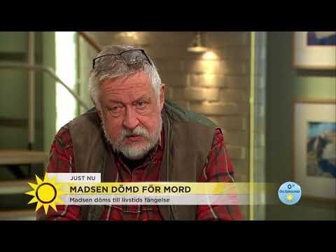GW om domen mot Madsen - Nyhetsmorgon (TV4)