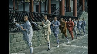 Shaolin KUNG FU - Awesome