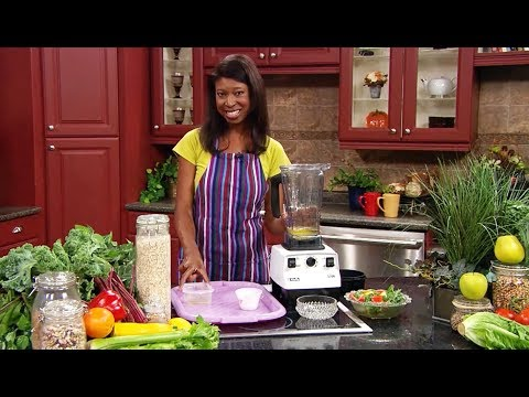 """""""Italian Herb Salad Dressing"""" - Live Healthy with Bev-Edwards Haines"""