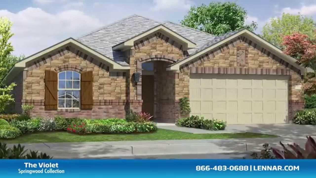 Sendera ranch lennar homes homemade ftempo for Home landscape design premium nexgen3