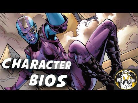 Character Bios: Nebula