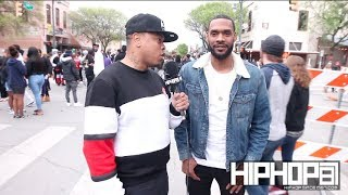 D.Hill Talks His New Single \