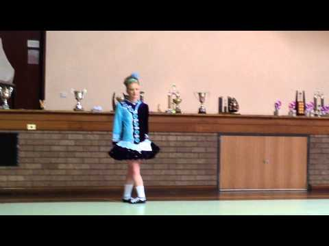 Irish Dancing - Reel