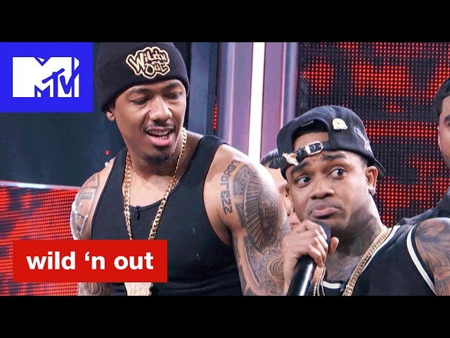 TaRhonda Jones & Lil Bibby Get Roasted By The Gold Squad | Wild N Out | #Wildstyle