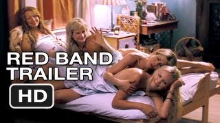 Wanderlust Red Band Trailer - HD Movie - Paul Rudd, Jennifer Aniston Movie (2012) HD
