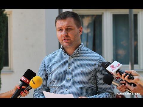 Да престанат притисоците на Груевски врз институциите...