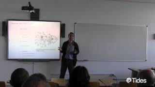 SeminarioTides: Aplicación de la teoría de redes complejas en la investigación en turismo