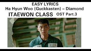 Cover images Ha Hyun Woo (Guckkasten) – Diamond (Itaewon Class OST Part 3) Easy Lyrics