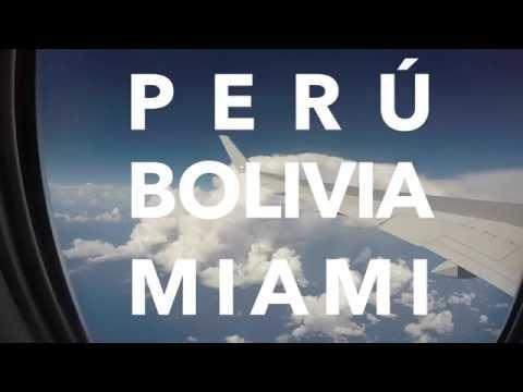 Diario de Viaje Perú Bolivia Miami