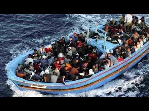 55 more migrants feared dead after being forced from boat off Yemen