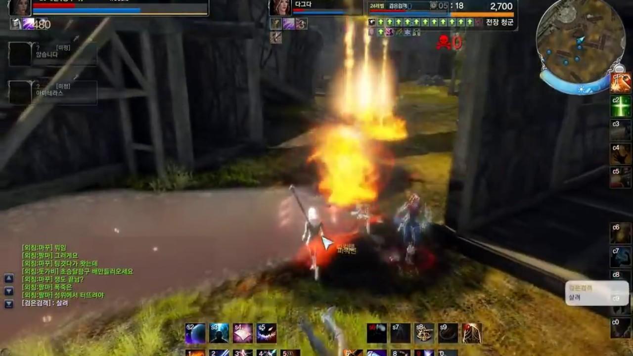 Видео ArcheAge - PvP Battlegrounds