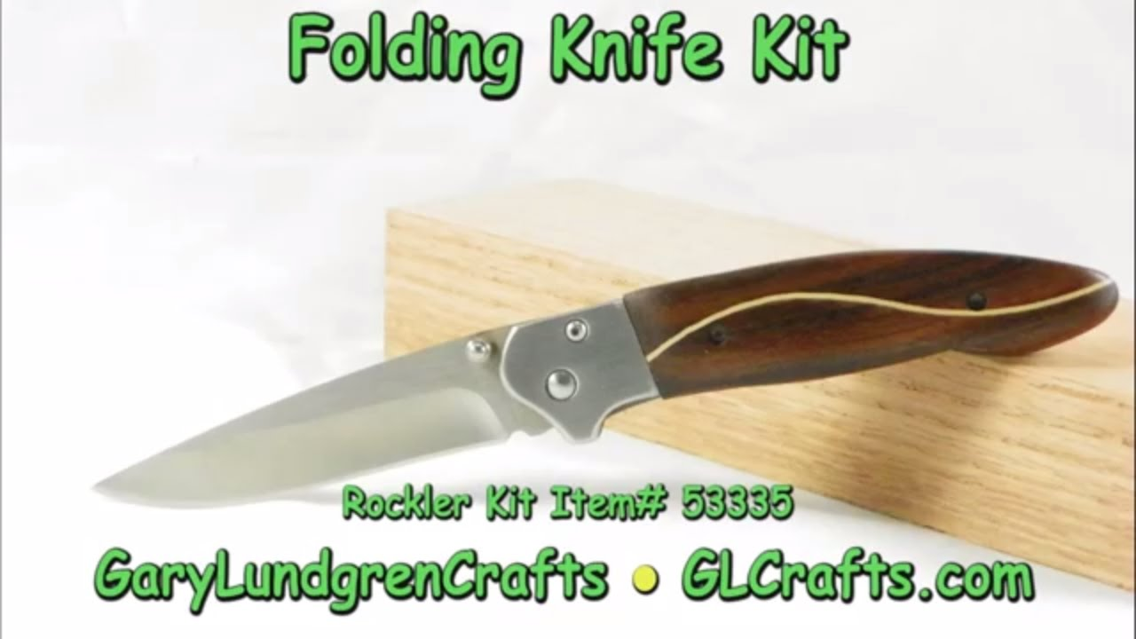 How to make a folding knife kit ep2016 40 youtube how to make a folding knife kit ep2016 40 solutioingenieria Choice Image