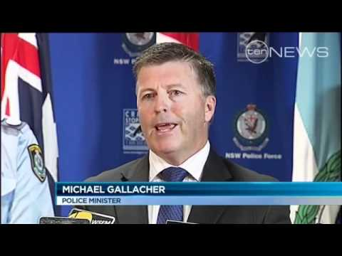 NSW COPS WANT CRIME COMMISSION
