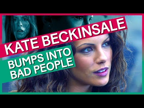 Kate Beckinsale Bumps Into Bad People