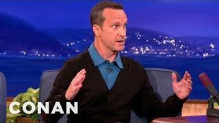 "Jimmy Pardo Is Having ""Gentleman Problems"" - CONAN on TBS"