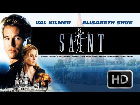 The Saint (1997) - Val Kilmer - Elisabeth Shue - Phillip Noyce - Simon Templar - DVD fan commentary
